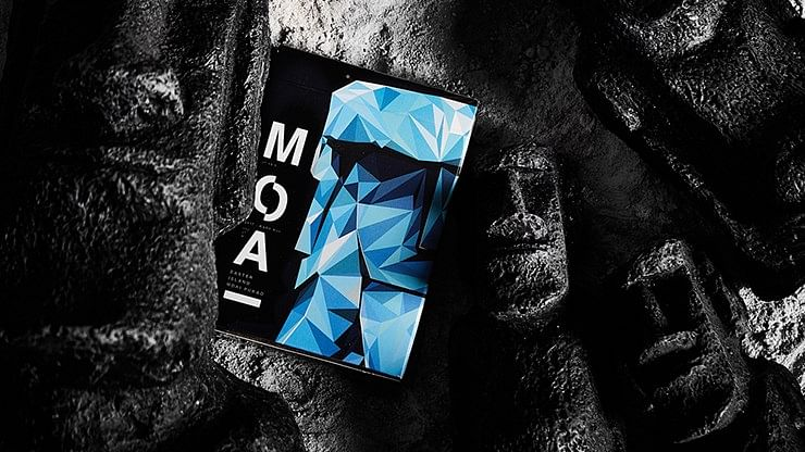 Limited Edition MOAI Playing Cards - magic