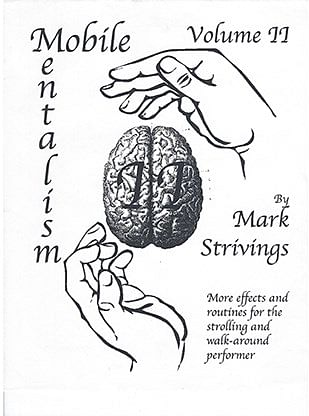Mobile Mentalism Volume II - magic