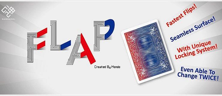 Modern Flap Card to Box