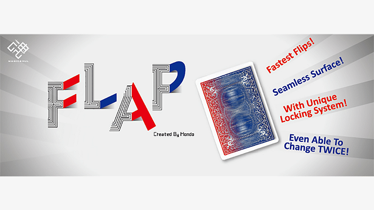Modern Flap Card - magic