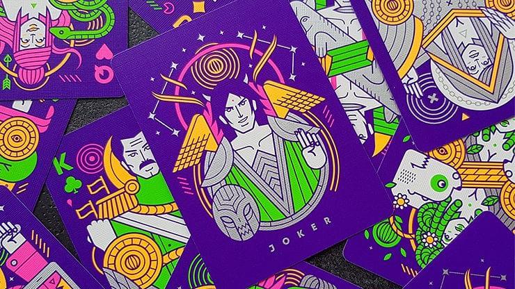 Modern Idols Playing Cards