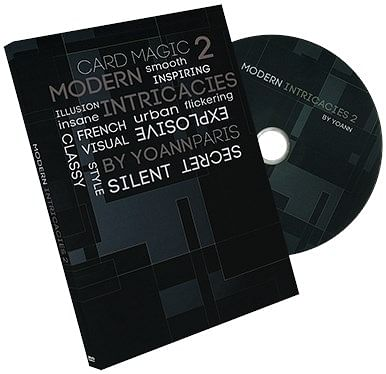 Modern Intricacies 2 - magic