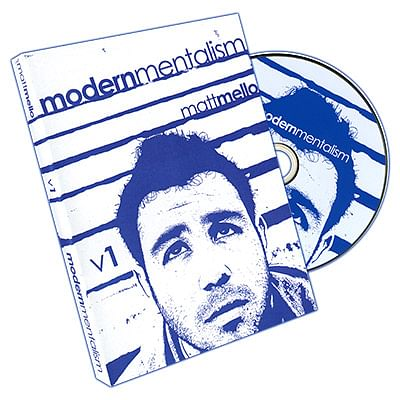 Modern Mentalism - Volumes 1 and 2 - magic