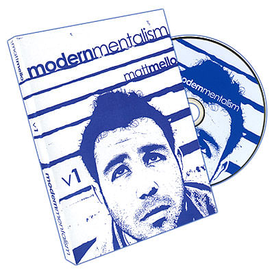 Modern Mentalism - Volumes 1 and 2 - magic