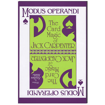 Modus Operandi - magic