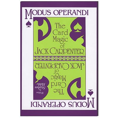 Modus Operandi - magic