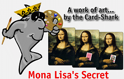 Mona Lisa's Secret - magic