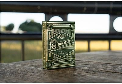 Monarchs Playing Cards - magic