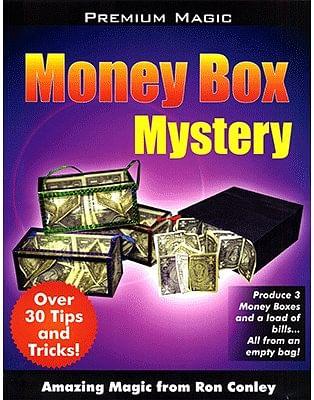Money Box Mystery - magic