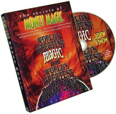 World's Greatest Magic - Money Magic - magic