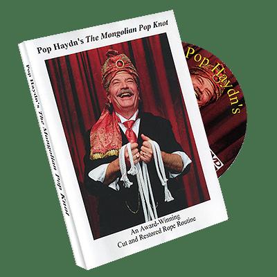 Mongolian Pop Knot 2.0 - magic