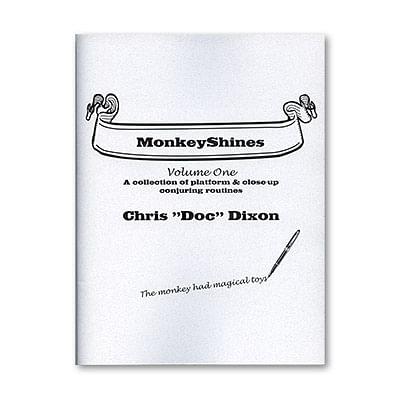 Monkeyshines Volume 1 - magic