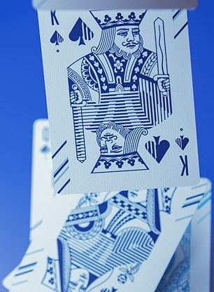 Mono-Xero Playing Cards