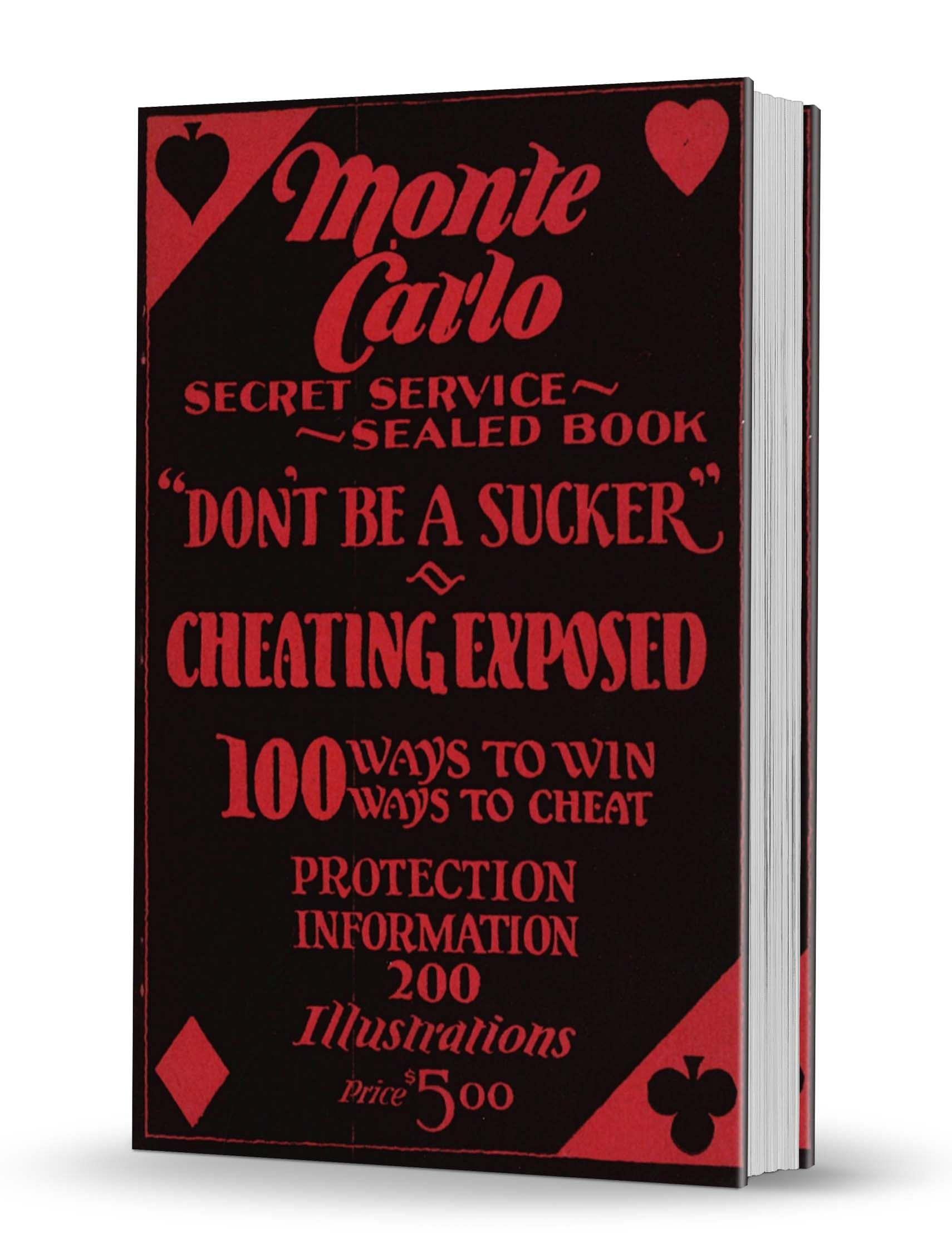 Monte Carlo Secret Service - magic