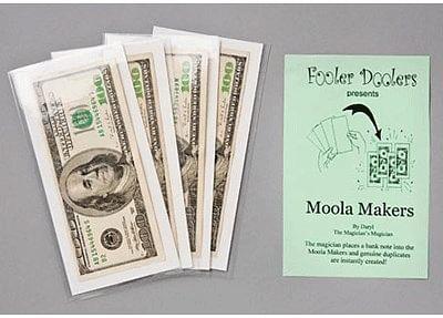 Moola Makers - magic