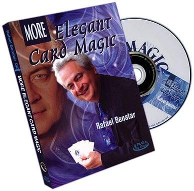 More Elegant Card Magic - magic