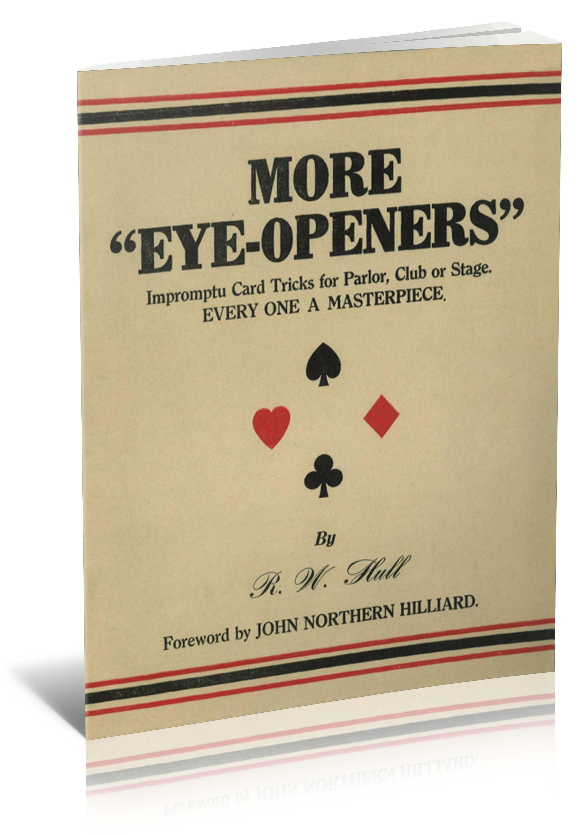 "More ""Eye-Openers"" - magic"