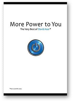 More Power to You - magic