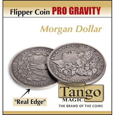 Flipper - Pro Gravity - Morgan Dollar - magic