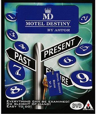 Motel Destiny - magic