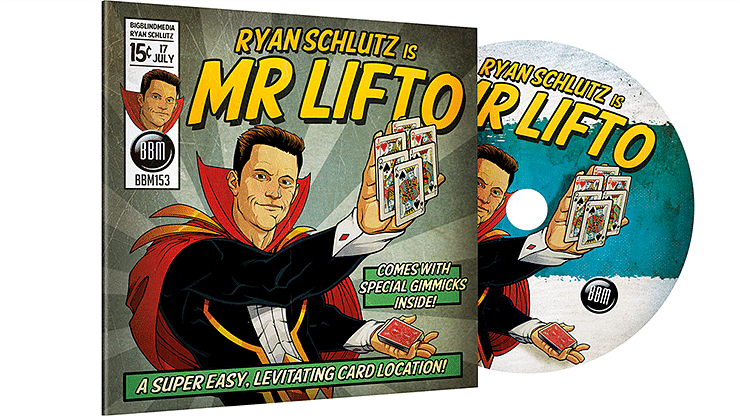 MR LIFTO - magic