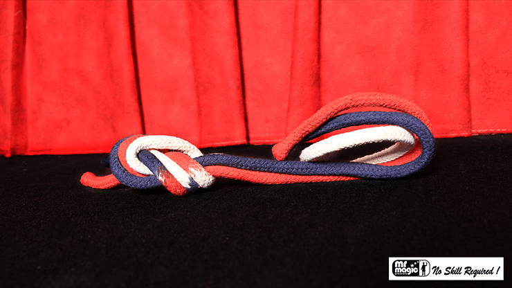 "Multicolor Rope Link 24"" - magic"