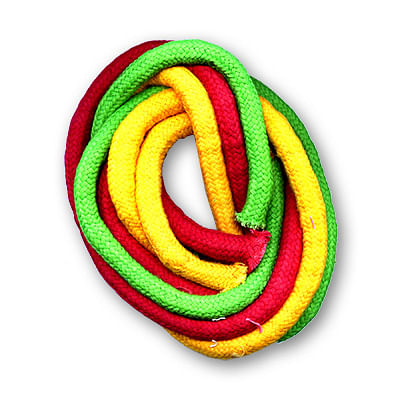 Multicolor Rope Link (Cotton) - magic