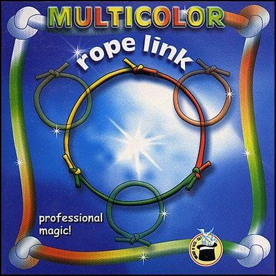 Multicolored Rope Link - magic