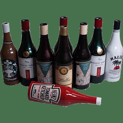 Multiplying Bottles (Multi) - magic