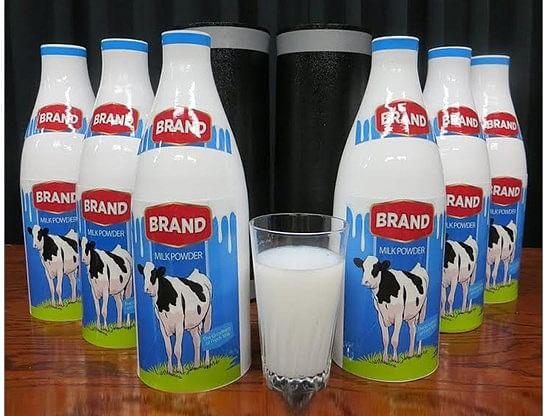 Multiplying Milk Bottles - magic