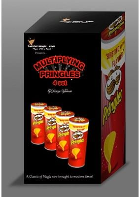 Multiplying Potato Chips Extra Set - magic