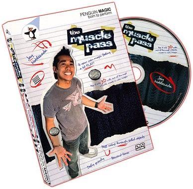 Muscle Pass - magic