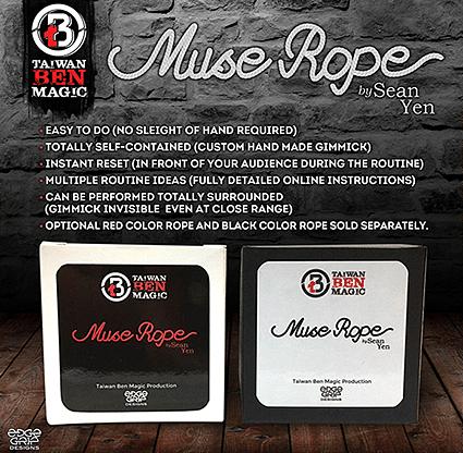 Muse Rope - magic