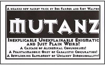 Mutanz - magic