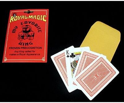 My Favorite King - magic