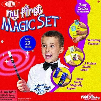My First Magic Set - magic