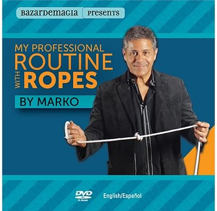 My Professional Routine with Ropes - magic