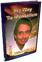 My Way to Mentalism book - magic