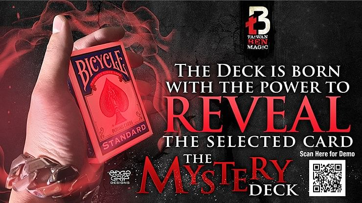 Mystery Deck - magic