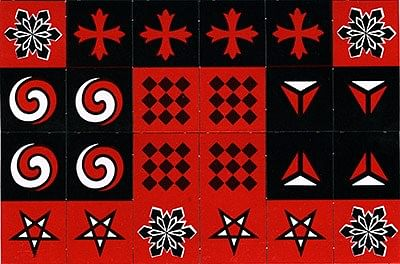 Mystic Patterns Royal