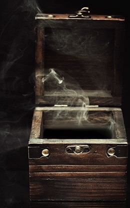 Mystical Smoke Box