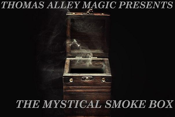 Mystical Smoke Box - magic