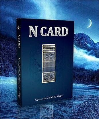 N CARD - magic