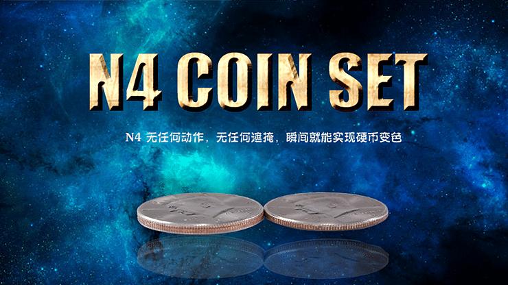 N4 Coin Set - magic