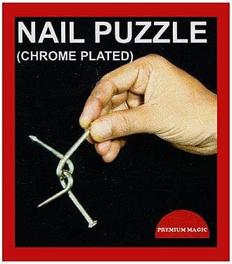 Nail Puzzle - magic