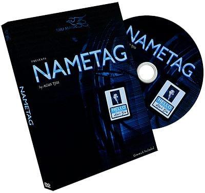 Name Tag - magic