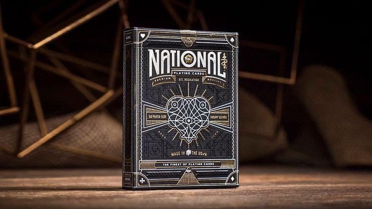 National Playing Cards - magic