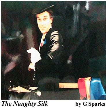 Naughty Silk - magic