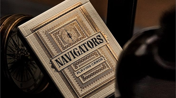 Navigators Playing Cards