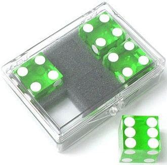 Near-precision 19mm Casino Die - magic